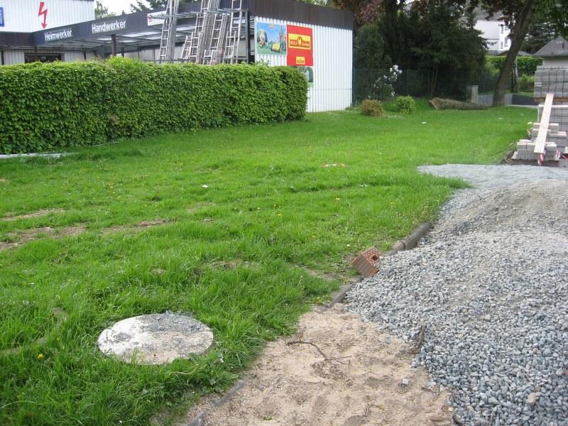 Daniel Theck - Gartenbau und Landschaftsbau | Vorher - Nachher
